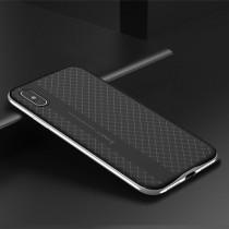 Husa iPhone X - iPaky Bumblebee Silver