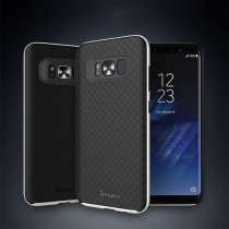 Husa Samsung Galaxy S8 - iPaky Bumblebee Silver