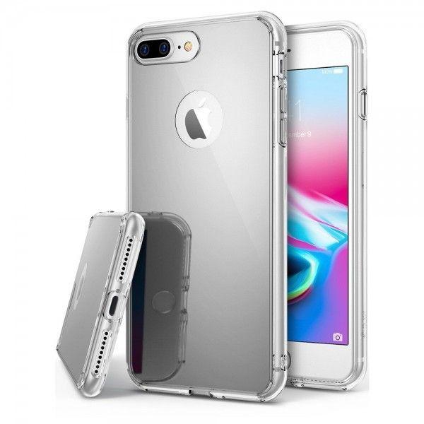 Husa iPhone 7 Plus - Ringke Mirror Silver