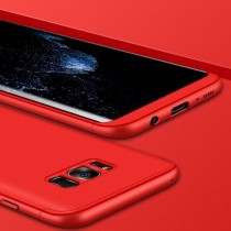 Husa Samsung Galaxy S8 - Protectie 360 grade Red