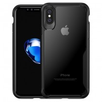 Husa iPhone X - iPaky Survival Black