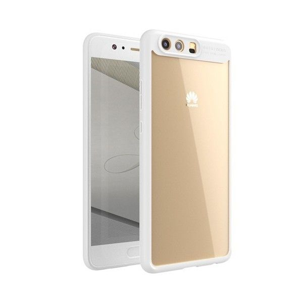 Husa Huawei P10 - iPaky Frame White