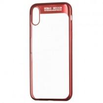 Husa iPhone X - Remax Modi Red