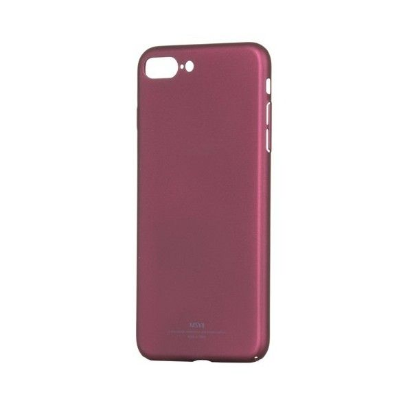 Husa iPhone 8 Plus - MSVII Ultraslim Purple