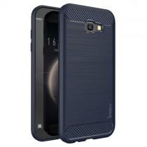 Husa Samsung Galaxy A5 2017 - iPaky Slim Carbon Blue