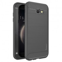 Husa Samsung Galaxy A5 2017 - iPaky Slim Carbon Grey