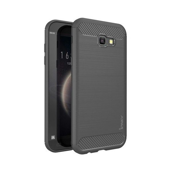 Husa Samsung Galaxy A5 2017 - iPaky Slim Carbon Grey