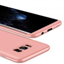 Husa Samsung Galaxy S8 Plus - Protectie 360 grade Pink