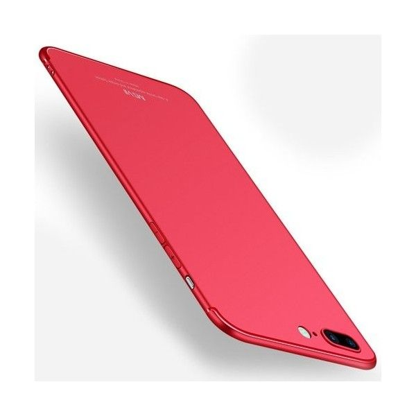Husa iPhone 8 Plus - MSVII Ultraslim Red
