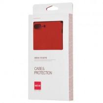 Husa iPhone 8 Plus - MSVII Ultraslim Red