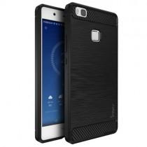 Husa Huawei P9 Lite - iPaky Slim Carbon Black