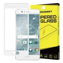 Folie sticla Huawei P10 - Wozinsky Full Screen 9H cu rama White