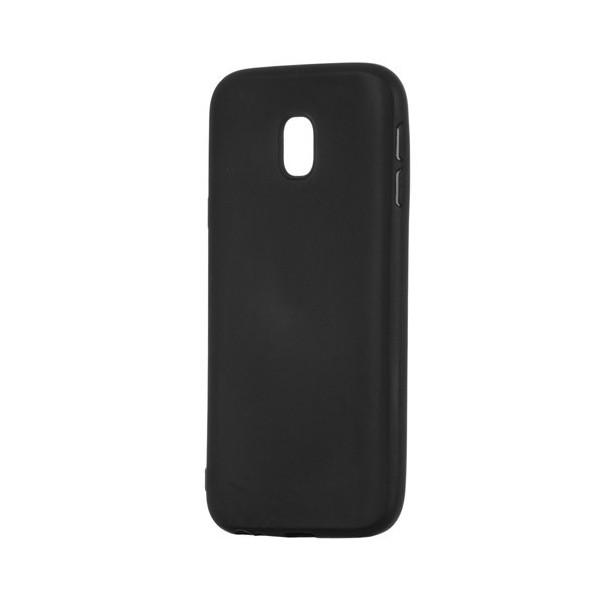 Husa silicon Samsung Galaxy J3 2017 - Soft Matt Black