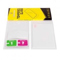 Folie sticla iPhone 7 / iPhone 8 Fata+Spate - Wozinsky  Full Screen cu rama aluminiu Silver