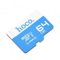 Card de memorie Clasa 10 Hoco Micro SDXC 64 GB