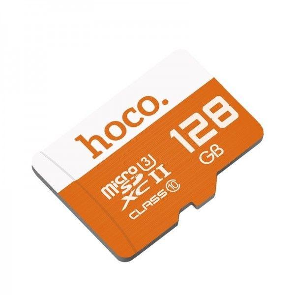 Card de memorie Clasa 10 Hoco Micro SDXC 128 GB