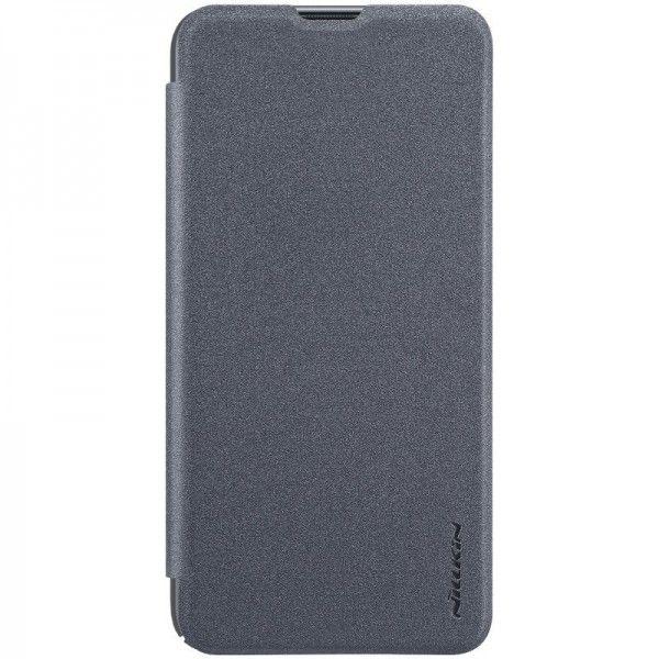Husa Samsung Galaxy A10 NILLKIN Sparkle Flip Gri