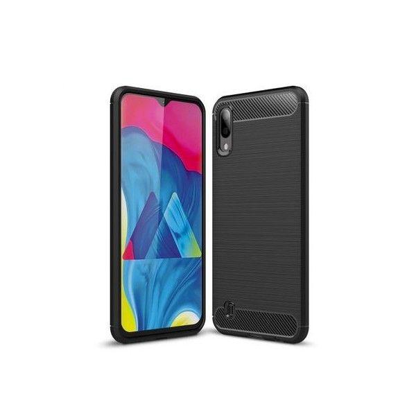 Husa Samsung Galaxy M10 TPU Carbon Negru