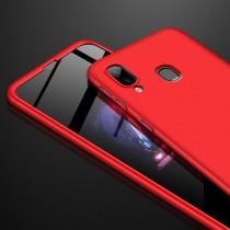 Husa Samsung Galaxy A40 GKK 360 Full Cover Rosu