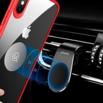 Suport Auto Pentru Telefon Magnetic USAMS Air Vent Clip -